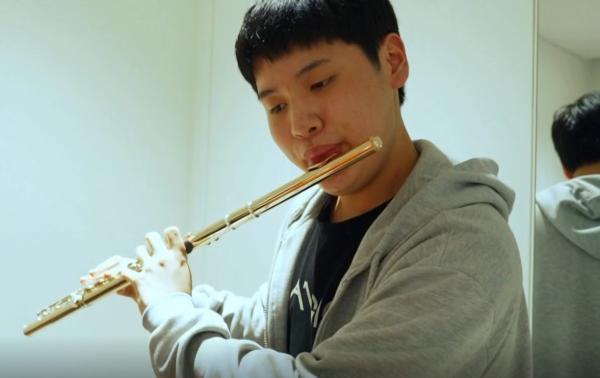 승훈이 연습 사진